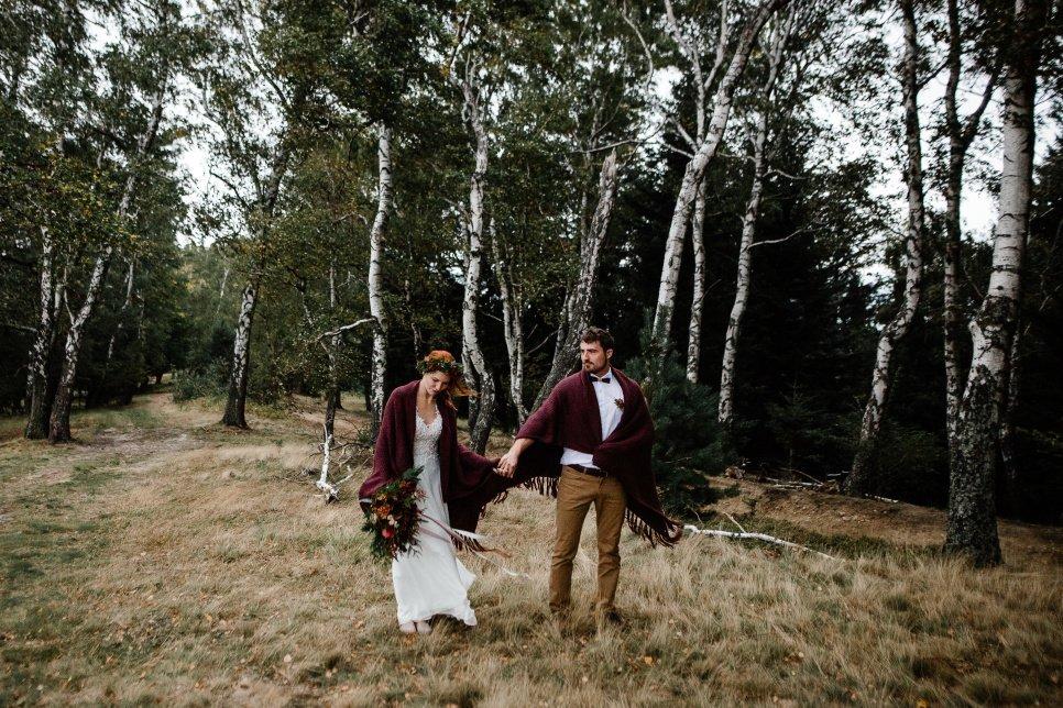 Svatební editoriál